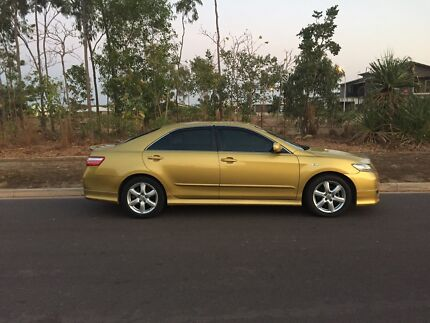 2008 Toyota Camry Sportivo For Sale Leanyer Darwin City Preview