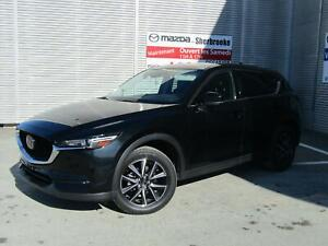 2017 Mazda CX-5 GT GROUPE TECH SEULEMENT 15300KM GPS CUIR TOIT O