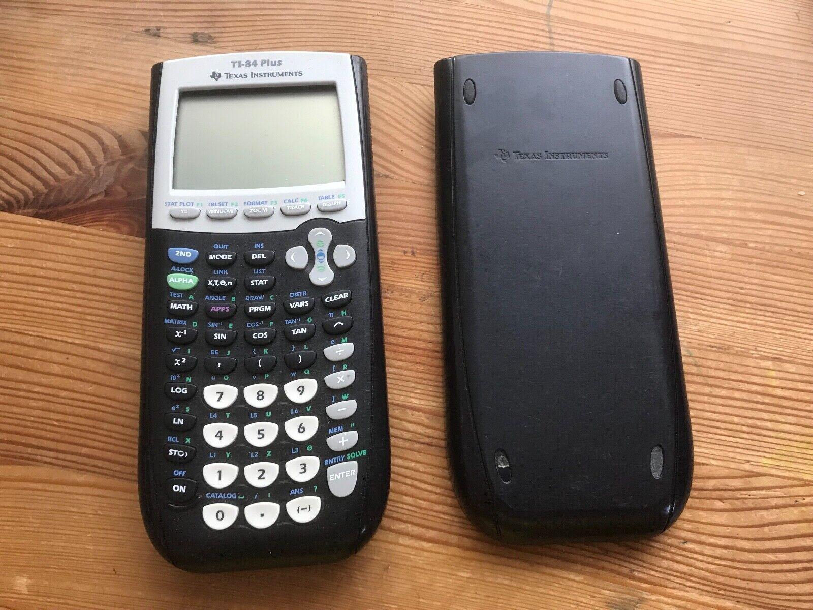 Grafik Taschenrechner Ti 84 plus Texas Instrument