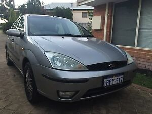 2003 Ford Focus Hatchback Mandurah Mandurah Area Preview
