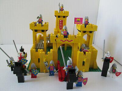 Lego 6075-2 Classic Castle Vintage 1981