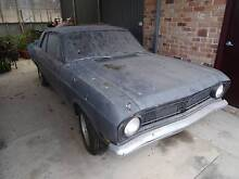 1968 Ford XT Coupe Beaufort Pyrenees Area Preview