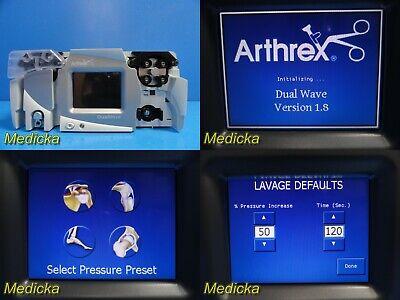 2016 Arthrex Dual Wave Ar-6480 Arthroscopy Pump Fluid Management System 18698