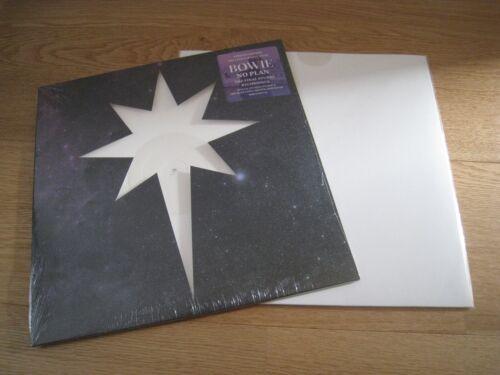 David Bowie No Plan White Vinyl  Nos. 0928, 0929, 0930, 2023, 2024, 2025 & 2166