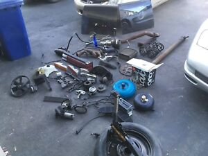 Parts for a grand national
