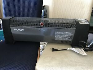 Noma portable heater used once last winter $40