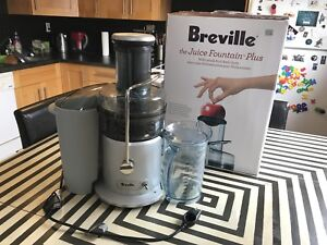 Breville - The Juicer Fountain Plus