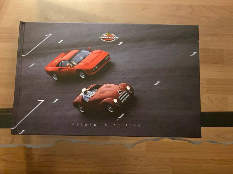 Ferrari Classiche Brochure