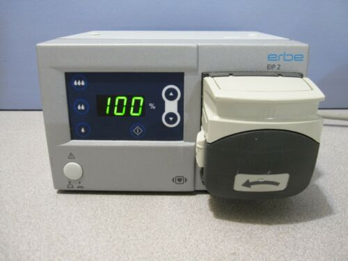 ERBE EIP 2 10325-000 ENDOSCOPIC IRRIGATION PUMP, 120V, EXCELLENT WITH WARRANTY