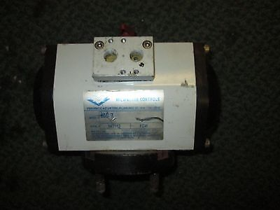 Milwaukee Controls Pneumatic Actuator Mc 7 150 Psi Max W Base Used