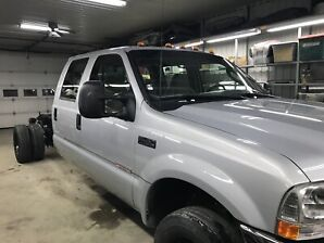 Ford f450 2003 87000km A VOIR