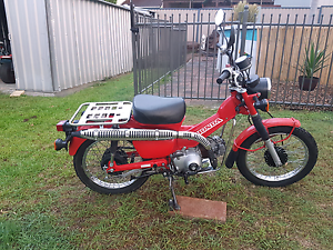 Honda ct110 post bike Mannering Park Wyong Area Preview