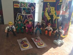 DICK TRACY LOT