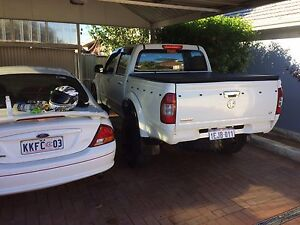 Rodeo ra/dmax/ rc colorado hard side soft top tonneau cover Bayswater Bayswater Area Preview