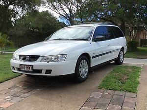 2003 Holden Commodore Wagon Capalaba Brisbane South East Preview