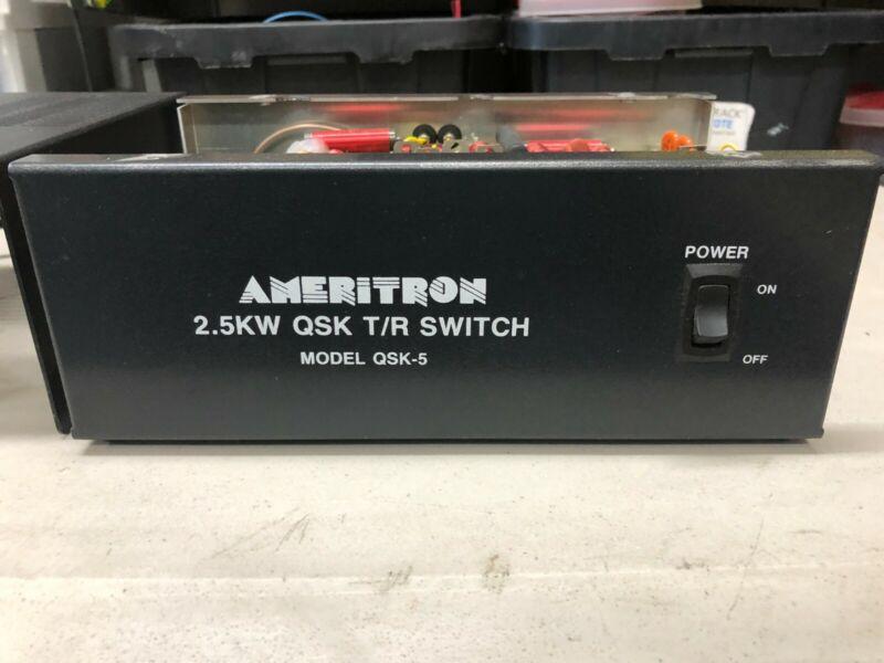 AMERITRON 2.5KW QSK