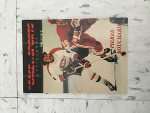 Pierre Bouchard #26 68' to 82' Montreal Canadians