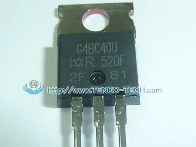 Ir Irg4bc40u To-220 Insulated Gate Bipolar Transistor