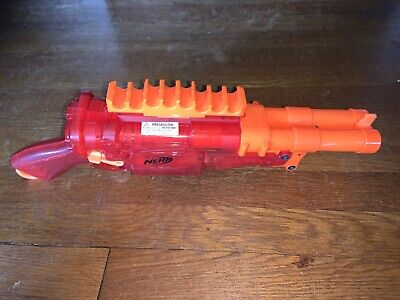 Nerf N-Strike Barrel Break IX-2 Shotgun Dart Gun With Dart Holder