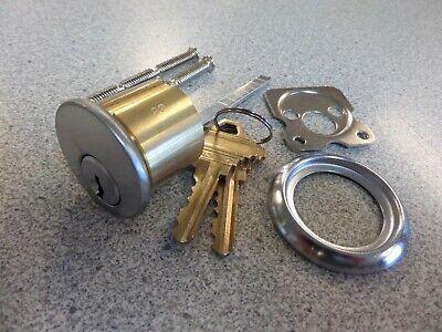 Gms R118sx26d Schlage C-k Keyway Rim Lock Cylinder