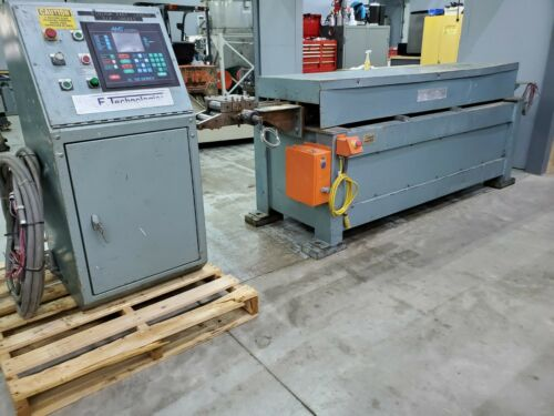 """14 STAND x 1.25"""" ROLLFORMER AMS CONTROLS, DANFOSS VARIABLE SPEED"""