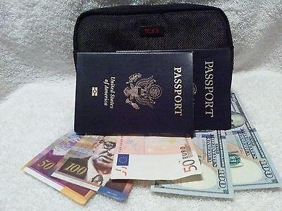 TUMI Passport Case