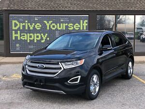 2016 Ford Edge SEL/LEATHER/NAVIGATION/PANO-SUNROOF