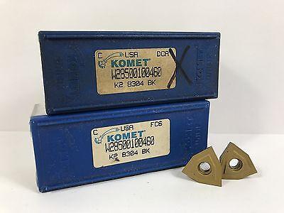 Komet Ko-w285001004 New Carbide Inserts 15pcs O