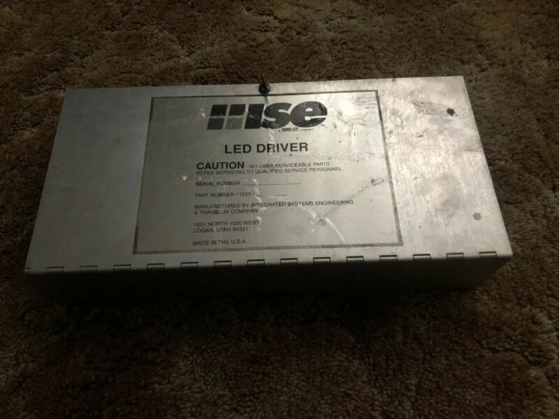 ISE Trans-Lux ASP LED Driver with ISEMaster