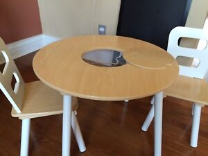 Children's Table & Chairs by KidKraft