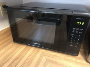 Almost New Microwave Oven