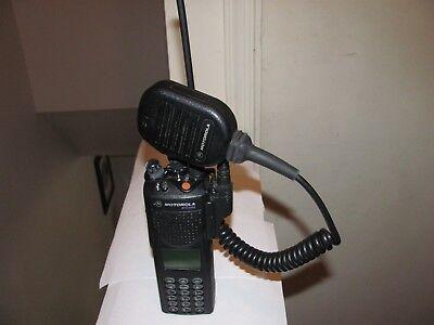 Motorola Xts3000 P25 Digital Model Iii 800mhz Radio