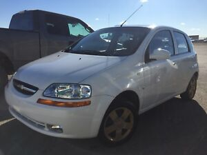 2008 Chevrolet Aveo 5 LS