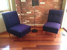 2 X single seater antique sofas Eltham Nillumbik Area Preview