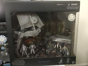 STAR WARS BLACK SERIES BATTLE OF ENDOR