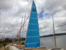 Windrush 14 Sail Waterford South Perth Area Preview