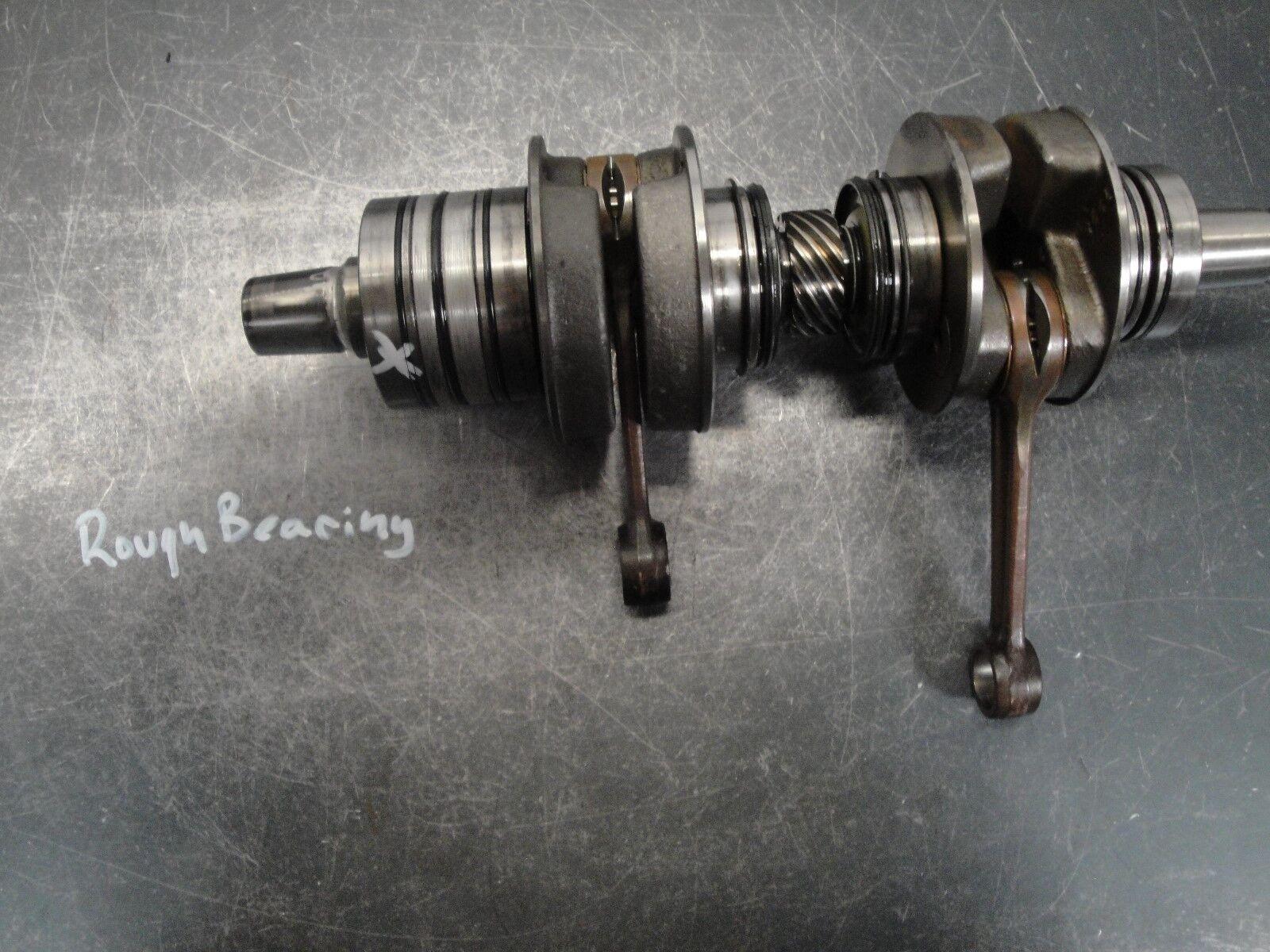 1996 96 SKIDOO SKI-DOO 583 MXZ X SNOWMOBILE ENGINE MOTOR CRANKSHAFT CRANK