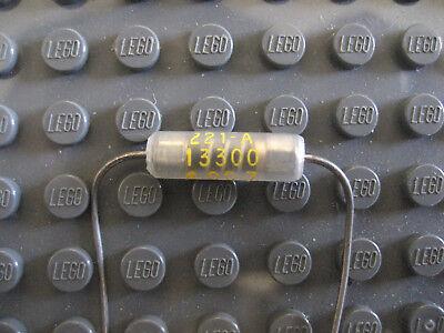 10 x 13.3K Ohms NOS Western Electric 1/3 Watt Metal Film Resistors!