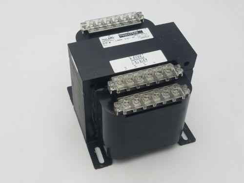 Micron B850-0161-3H ImperviTRAN Control Transformer 850VA 50/60Hz B85001613H