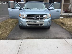 2008 Hybrid Ford Escape AWD  4 Cylinder 2.3 engine