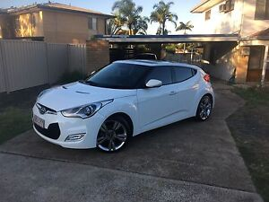2013 Hyundai Veloster Coupe Ipswich Ipswich City Preview