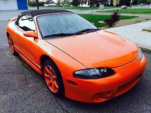 Mitsubishi éclipse 1999 GS 2,4L