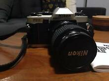 Nikon FE10 in good condition. West End Brisbane South West Preview