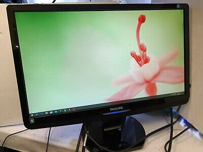 "- (GRADE A) Philips 230E1HSB LCD 23""  Monitor  1920 x 1080 /HDMI /SPEAKER TESTED"