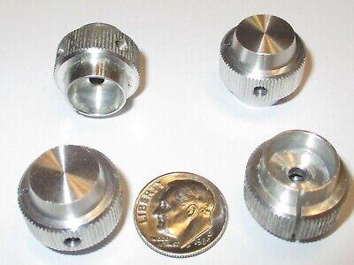 Solid Aluminum Knob For 18 Shaft Windicator Line 1 Pcs. Used