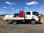 2012 Isuzu N Series Service Truck Clermont Isaac Area Preview