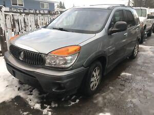 Beautiful 2003 Buick Rendezvous SUV NEED GONE