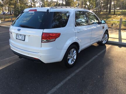 2012 Ford Territory turbo Diesel Altona North Hobsons Bay Area Preview