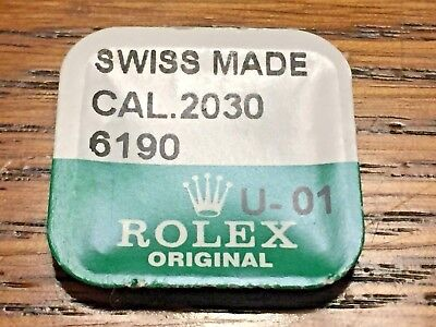 Genuine Rolex 2030-6190 Bush for Barrel- Upper (selling 1)  from Factory  Pack
