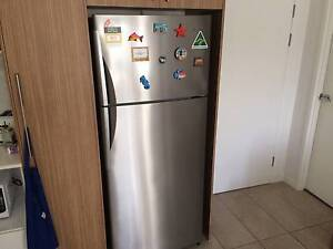 Westinghouse Stainless Steel 390L Fridge Freezer North Ward Townsville City Preview